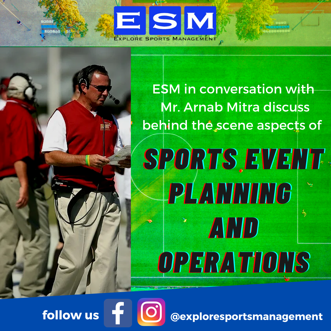 Sports Operations Career Sports Management