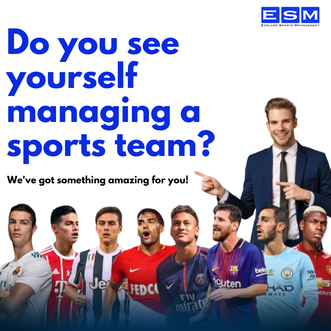 Careers in Sports Team Management