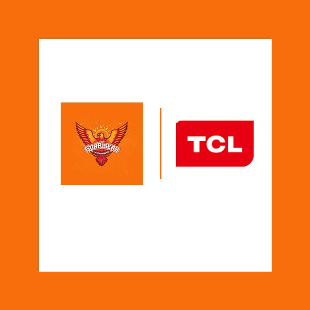 Sunrisers Hyderabad sign TCL