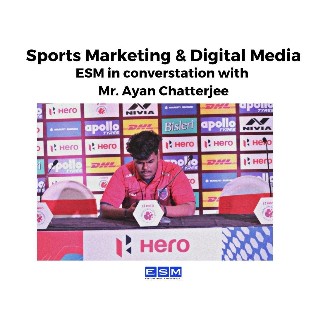 Sports marketing & Digital Media IPL ISL Sports Marketing Digital marketing sports