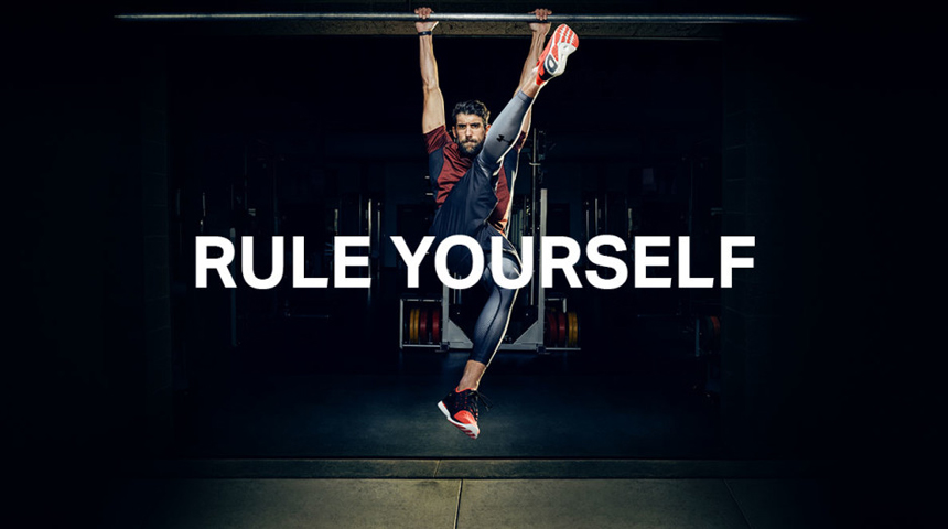 Under Armour Ad Campaign Rule Yourself Sports Marketing
