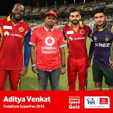 Vodafone IPL super fan