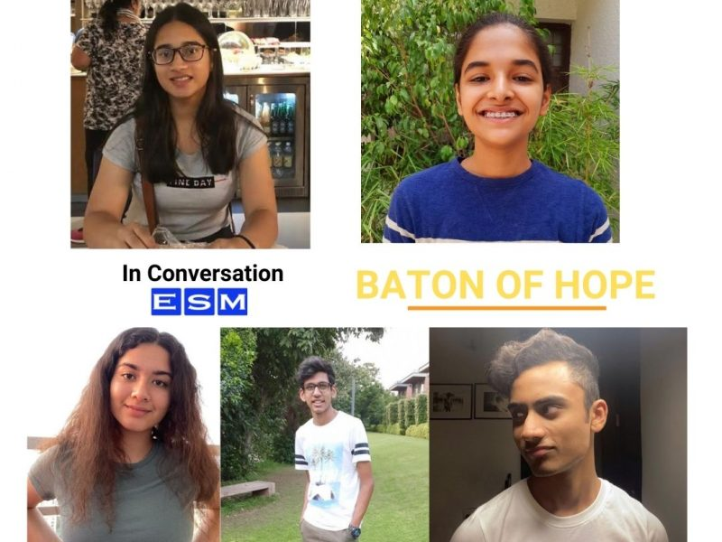 How these 16 years olds raised 2.7 lakhs for 9 underprivileged athletes across India