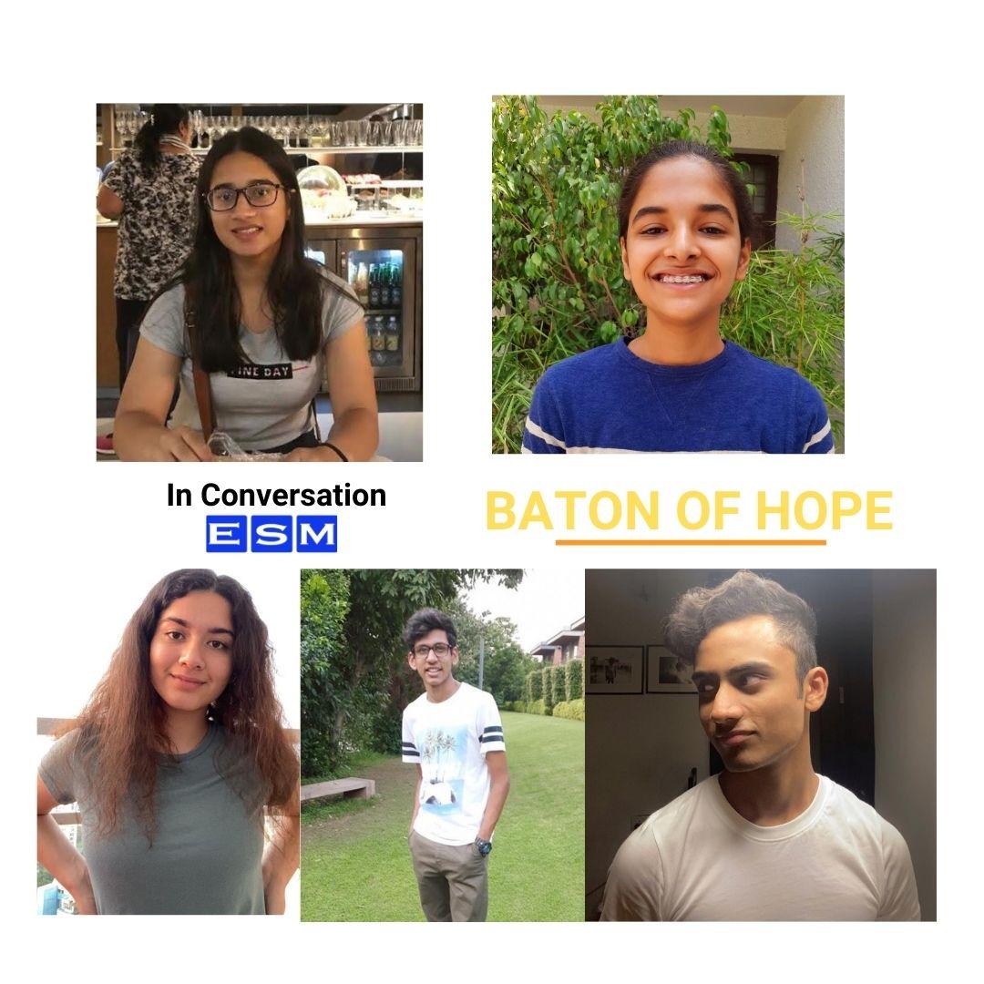 Baton of Hope Sports NGO India