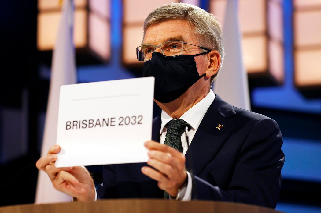 Brisbane announced the hosts for Olympics 2032