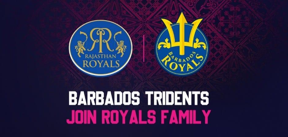 Barbados Tridents now Barbados Royals