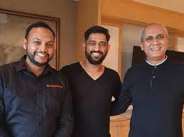 MS Dhoni teams up with HomeLane