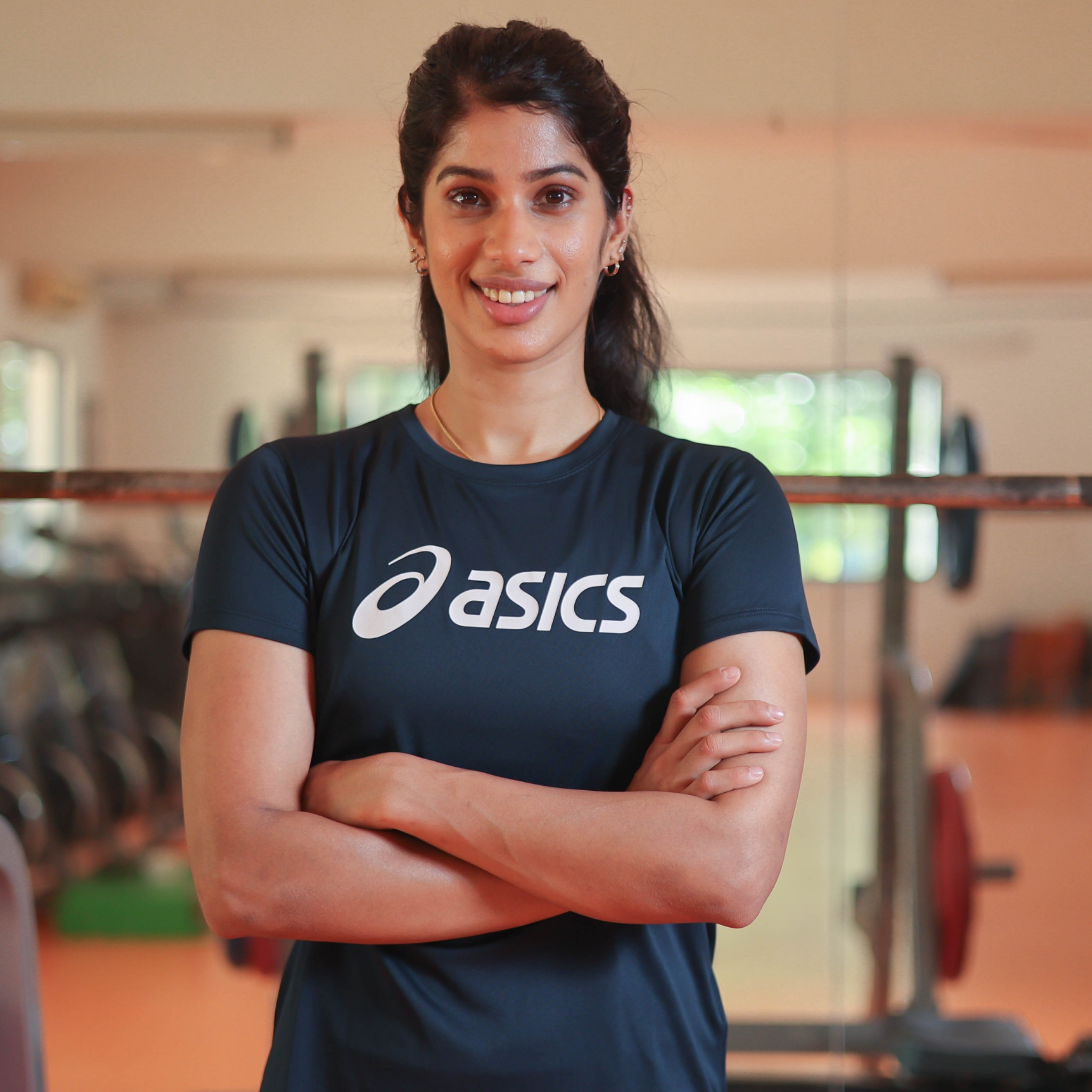 Asics teams up with Joshna Chinappa