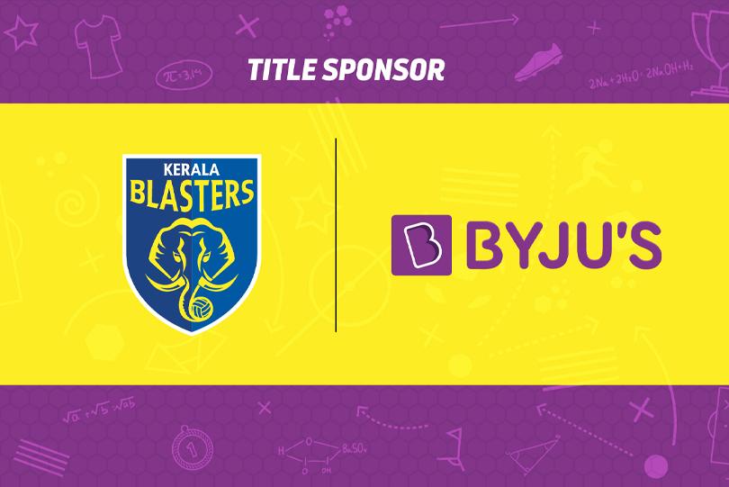 Byjus extends partnership with Kerala Blasters