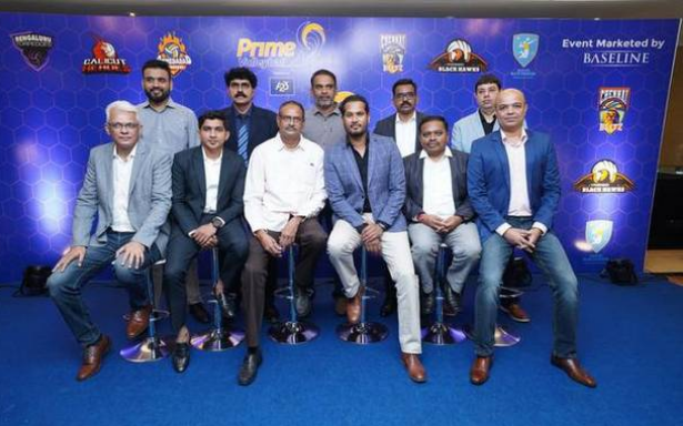Prime Volleyball League Launched