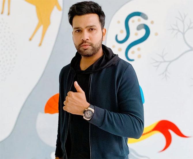 TAGG announce Rohit Sharma as Brand Ambassador